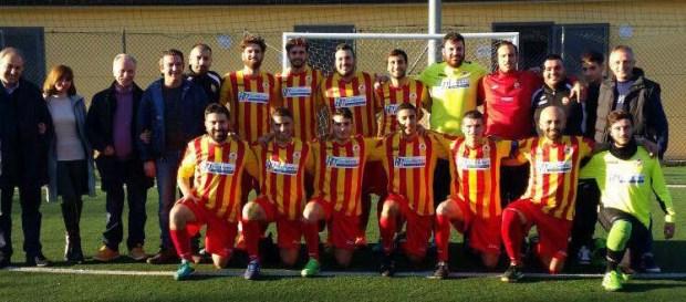 Real Cesinali squadra