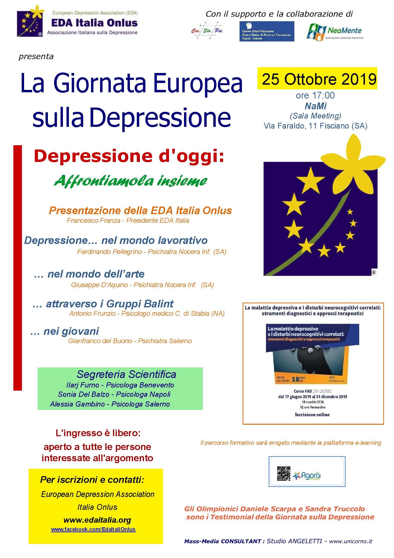 Poster EDD Fisciano Salerno2019